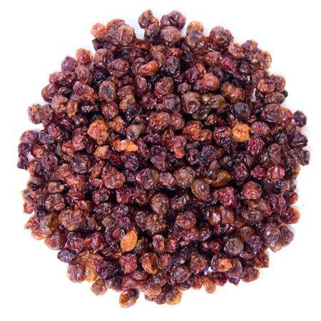 Калина сушеная (ягоды)