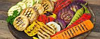 Овочі- гриль або сезон літніх пікніків відкрито