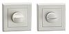 Накладка WC-фиксатор MVM T7 WHITE - матовый белый