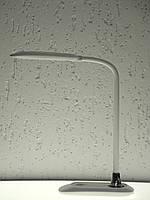 049-018-0006 Світильник настільний LED 10W сірий дімер 300Lm