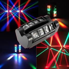 Динамические светодиодные приборы