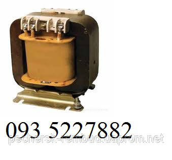 Трансформатор ОСМ1 0.063кВт 380/24