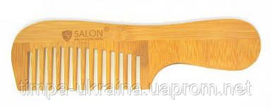 Гребень деревянный Salon Professional, фото 2