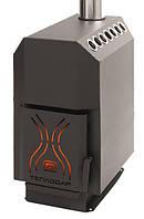 Отопительная печь Теплодар ТОП 200 (до 200м.куб.) дверца сталь