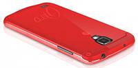Чехол-накладка ITSKINS ZERO.3 for Samsung Galaxy S4 Red (SGS4-ZERO3-REDD)