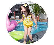 Новинки. Детские купальники и плавки для девочек и мальчиков