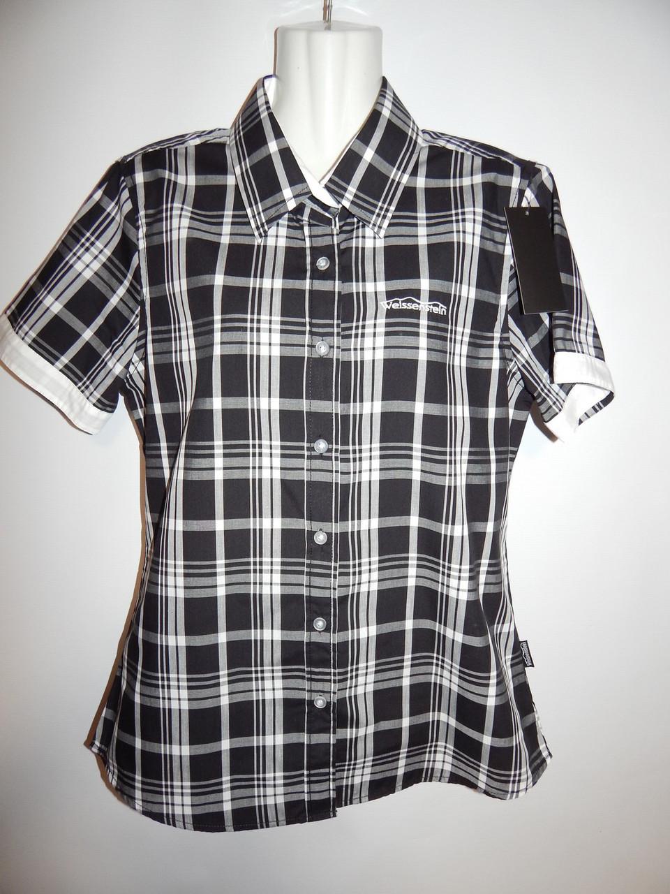 Блуза -рубашка фирменная женская Weissenstein 48-50р.179ж