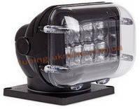 Светодиодный фонарь фароискатель с дистанционным управлением 50 W