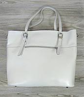 Белая женская сумка Farfallo Rosso, фото 1