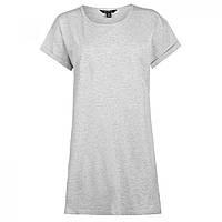 Платье Miso Long Length Boyfriend Grey Marl - Оригинал