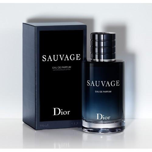 Christian Dior Sauvage (Кристиан Диор Саваж), мужская парфюмированная  вода, 100ml