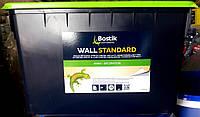 Готовый клей Бостик 70 (Bostik Standart) для стеклообоев, стеклохолста, флизелина, бумажных обоев ведро 15 кг
