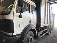 Разборка мусоровозов мерседес mercedes faun