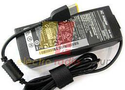 Блок питания для ноутбука LENOVO 20V 4,5A (90 Вт) штекер FOR YOGA , длина 0,9м + кабель питания
