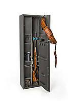 Оружейный сейф Ferocon Е139К1.Е1.Т1.П3.7022, 390х1370х250, 41 кг, фото 1