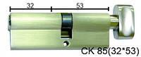 Цилиндр латунный IMPERIAL СК 85 (32*53) t/к лаз.