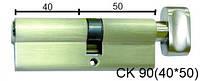 Цилиндр латунный IMPERIAL СК 90 (40*50) t/к лаз.