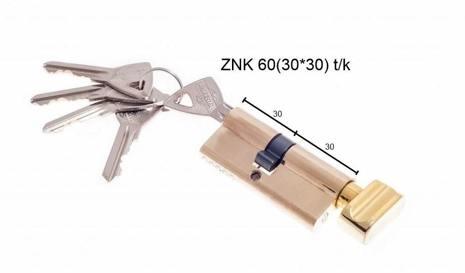 Цилиндр цинковый IMPERIAL  ZNK 60 (30*30) t/к англ.