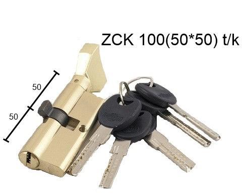 Цилиндр цинковый IMPERIAL ZСК100 (50*50) t/к лаз.