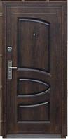 Дверь Сезон+ 127+ бархатный лак (улица) (минвата) (70mm)