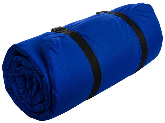 Коврик для фитнеса «DN-6003» с ремнями 150х40 см