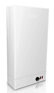 Проточний електричний водонагрівач Титан 15 кВт 380 В
