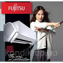 Кондиционер Fujitsu ASYG12KXCA/AOYG12KXCA Nocria DC инветор, фото 3