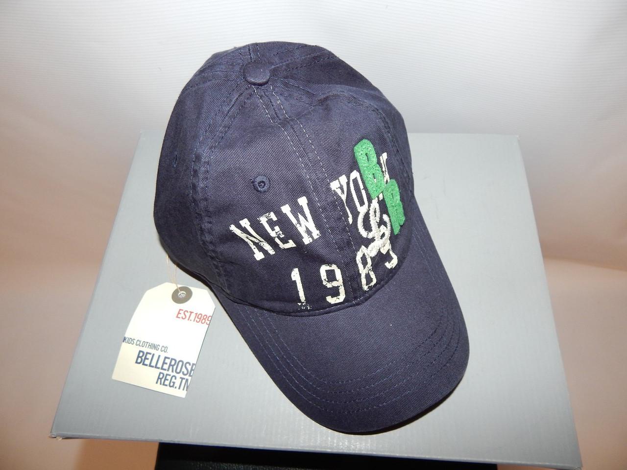 Мужская бейсболка Bellerose (New York 1989) сток р. 60 004MB