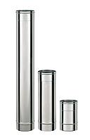 0,5м - ф 120мм Труба (1мм - AISI 321) с Титаном