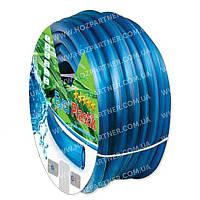 Силиконовый шланг для полива 3/4 30 м однослойный ПВХ EVCI PLASTIK