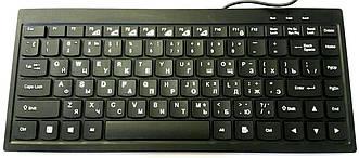 Клавиатура Mini Vogue 658 черная