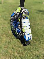 Поясна сумка Nike Team Training(кольорова мульт) сумка на пояс, фото 1