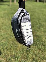 Поясна сумка Nike Team Training(сіра) сумка на пояс