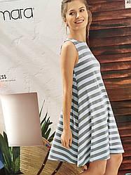 Платье женское легкое летнее хлопковое брендовое Esmara Германия