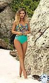 Шикарный цельный купальник в эксклюзивной расцветке из новой коллекции SELF COLLECTION