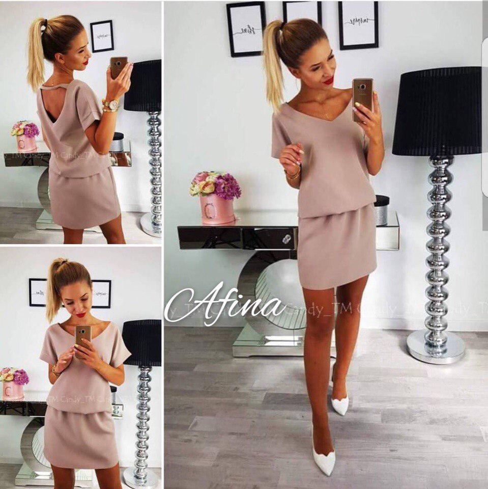 Платье женское мка152