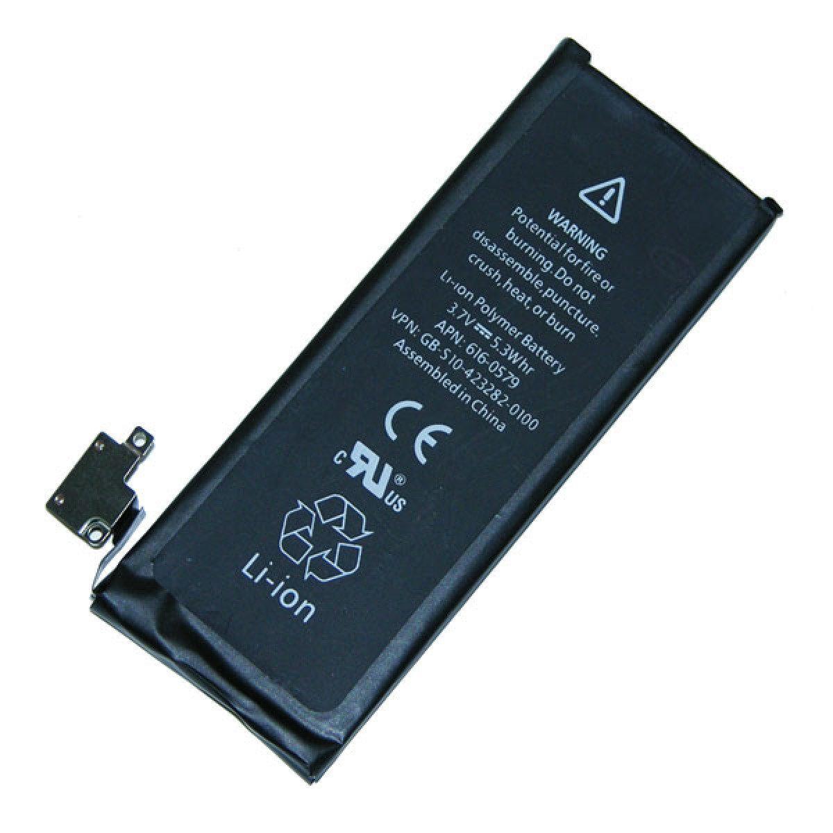 Аккумулятор к телефону Apple iPhone 4S 616-0579 1430mAh