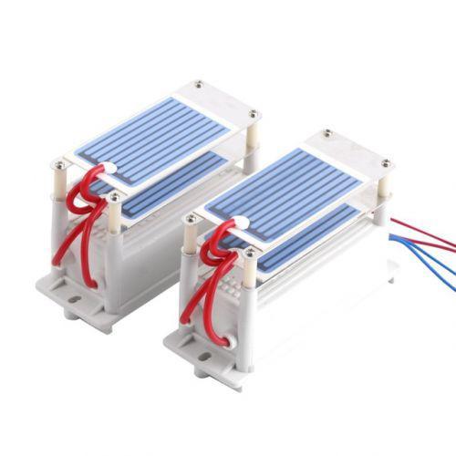 Очиститель ионизатор воздуха озонатор портативный керамический 220В 7gc
