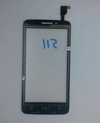 Cенсорный экран HUAWEI Ascend Y511 BLACK (тачскрин, сенсор), фото 2