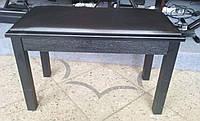 Банкетка для піаніно Greaten DB-1 Black (подвійна)