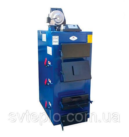 Твердотопливный котел длительного горения Идмар GK-1 (Украина) - 90 кВт