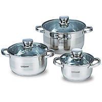 Набор посуды MAESTRO MR-2220-6L