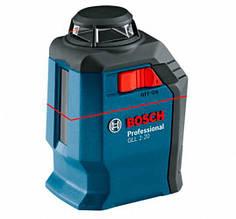 Лазерный нивелир Bosch GLL 2-20 + BM3 + кейс 0601063J00