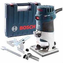 Кромочный фрезер Bosch GKF 600 060160A100