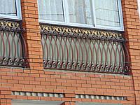 Кований балкон (Б-6), фото 1