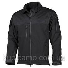 Куртка-ветровка soft shell «Australia» MFH Германия черный
