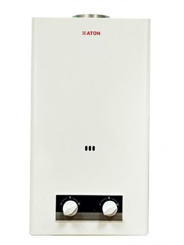 Дымоходня газовая колонка ATON ВПГ 20