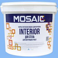 """Краска интерьерная для стен и потолков """"MOSAIC"""" 14,0 кг"""
