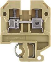 Клемма с винтовыми зажимами Weidmuller SAK 2.5/TC CU - 189960000