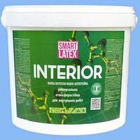 "Интерьерная краска моющаяся ""Smart Latex"" 1,4 кг"